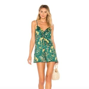Frankie Tropical Romper